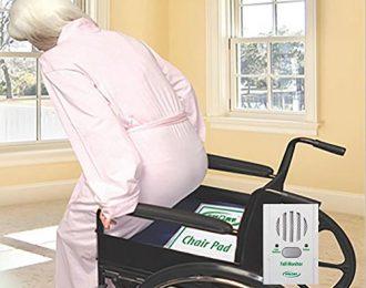 Basic Fall Monitor and Chair Pad